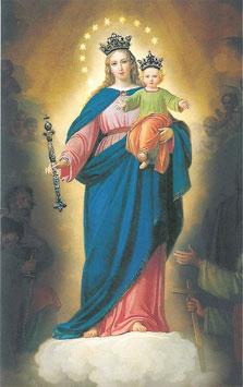 Nuestra Señora Auxiliadora de los Cristianos - Virgen Santa Maria
